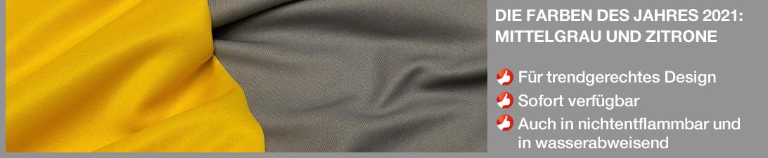 Akustikstoff.com Farben des Jahres 2021